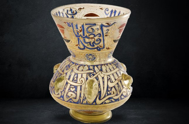 Mosque lamp