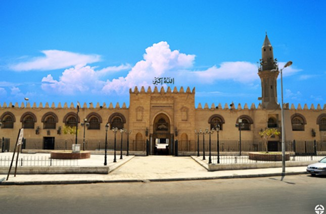 The Mosque of 'Amr ibn al-'As