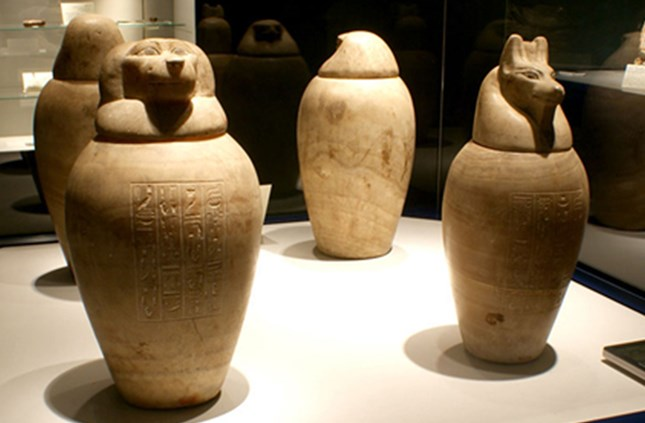 Canopic Jars