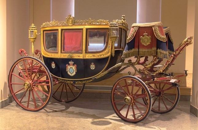 The Royal Carriages Museum
