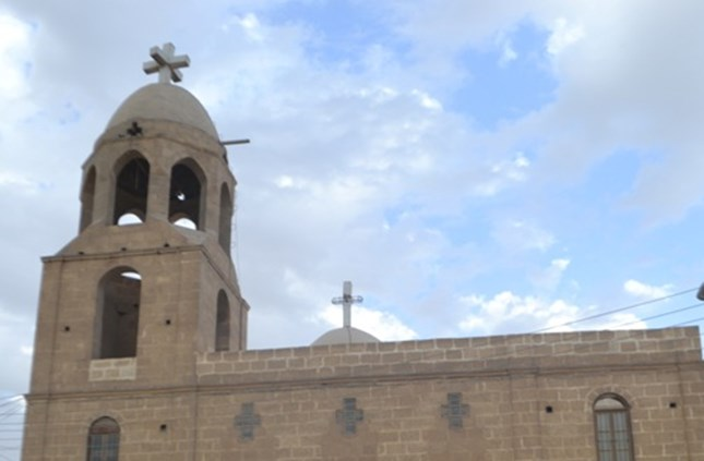 Church of the Holy Virgin (Gabal al-Tayr)