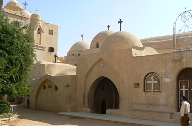 Monastery of the Syrians