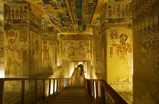 Tomb of Ramesses VI (KV9)