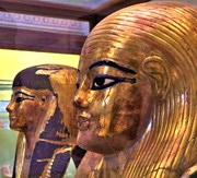 Masks of Yuya and Thuya