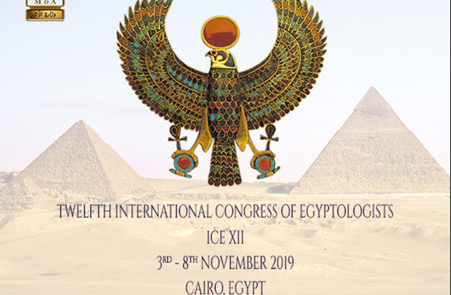 Twelfth International Congress of Egyptologists ICE XII