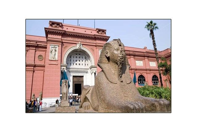 The 117th Anniversary of the Egyptian Museum
