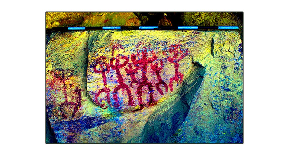 Documentation of South Sinai Cave Paintings and Inscriptions Completed