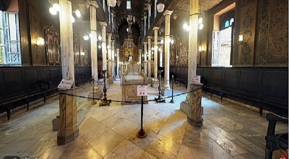 A Virtual Tour through Ben Ezra Synagogue
