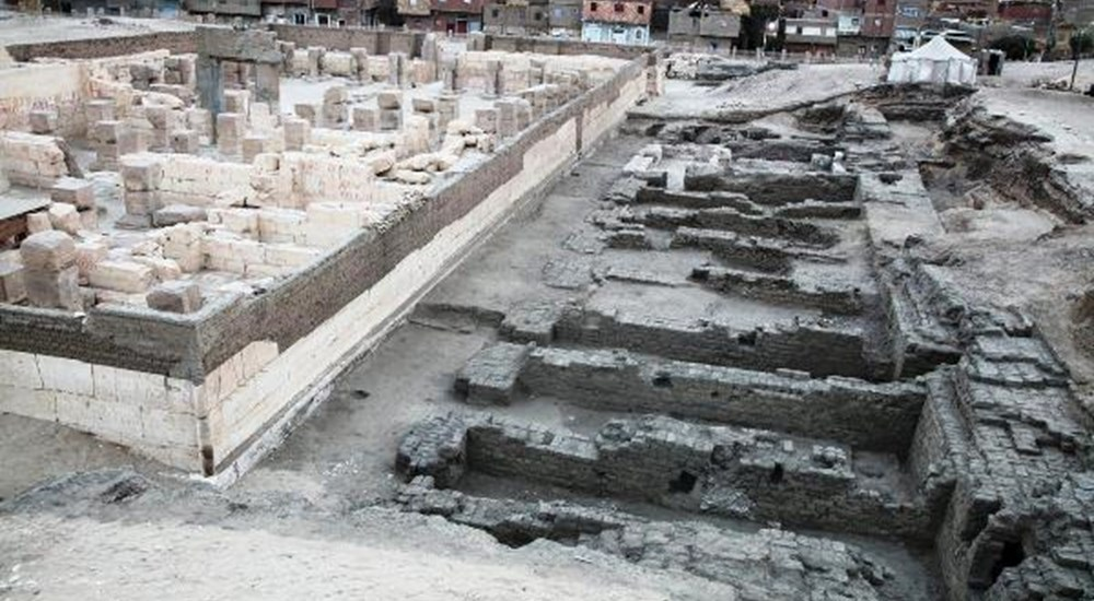 New discovery of foundation deposits and the storerooms of Ramesses II's temple in Abydos