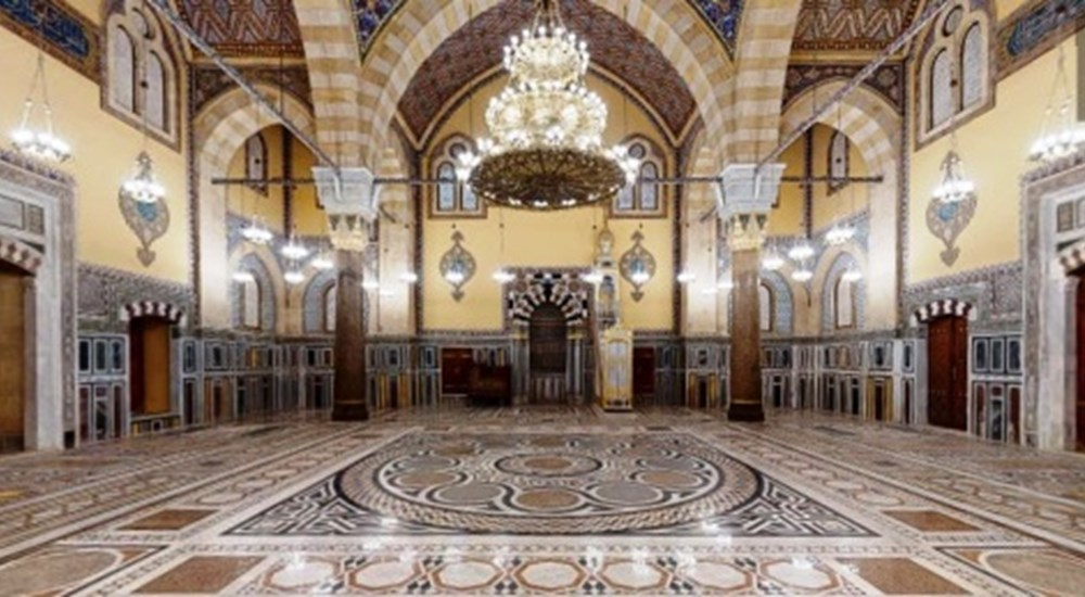 A Virtual Tour through Alfath Mosque