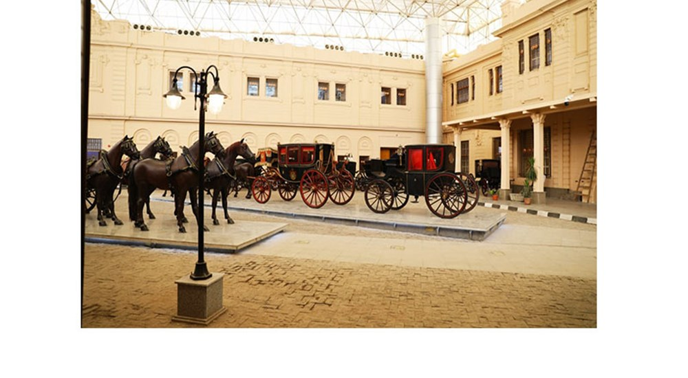 Egypt's Royal Carriages Museum to reopen soon after years of closure