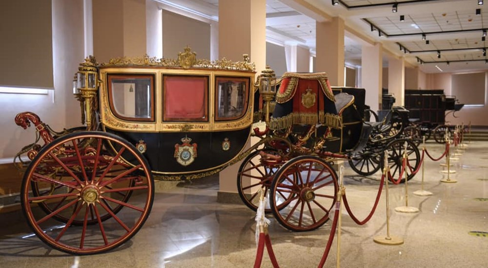 Royal Carriages Museum opening soon