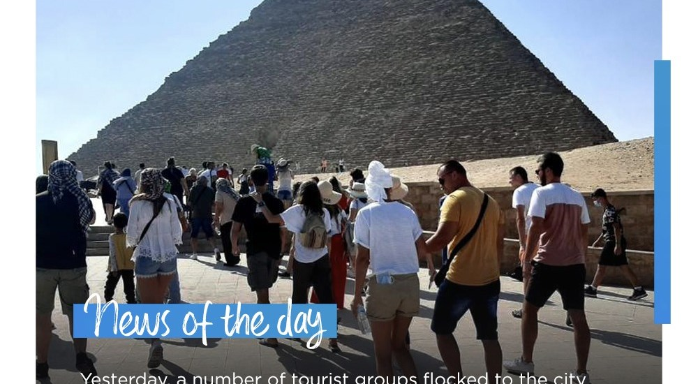 """One-Day"" trips to Luxor are witnessing a large number of visitors"