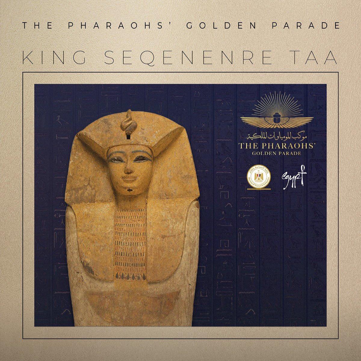 King Seqenenre Taa
