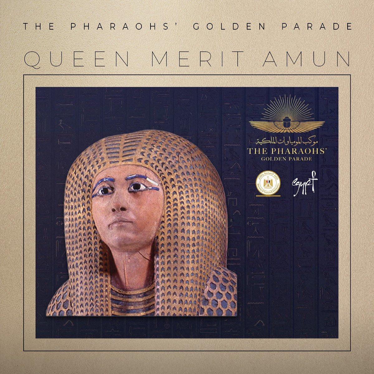 Queen Merit Amun