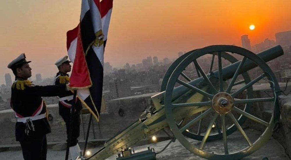 The Ramadan Cannon will be launched again from the Citadel of Salah al-Din al-Ayyubi in Cairo for the first time since 1992.